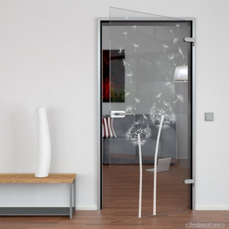 Glass door Hawkbit