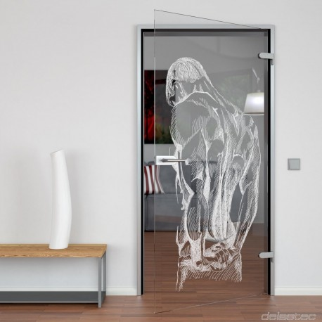 Glass door Body