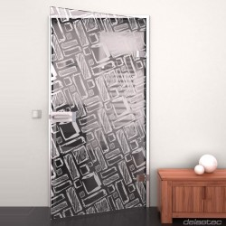 Glass door Art Design