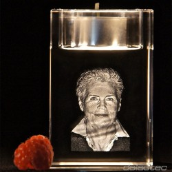 Tealight - Personalized