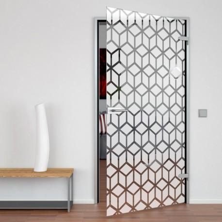 Glass door Cubes