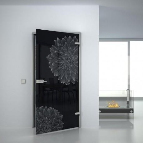 lacobel glast r bl ten. Black Bedroom Furniture Sets. Home Design Ideas