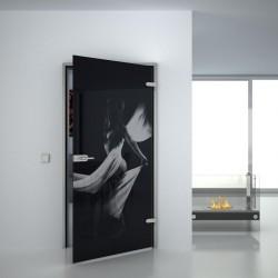 Lacobel-Glass door Danseur