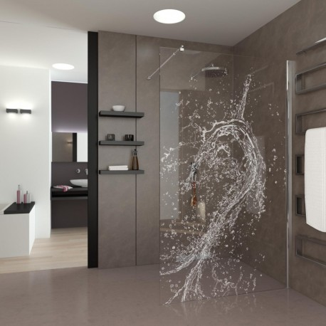 Walk-In Dusche Cristal Clear
