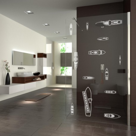 Walk-In Shower Battleship