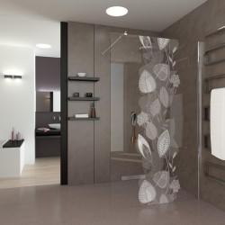 Walk-In Shower Blatt Swirl