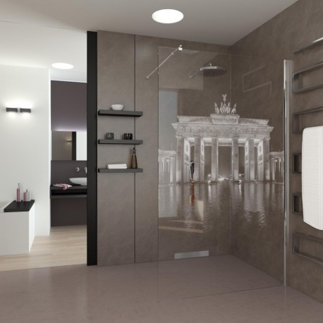 Walk-In Shower Brandenburger Tor
