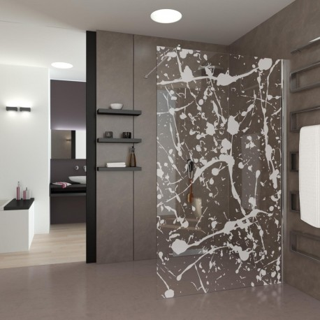 Walk-In Shower Colour