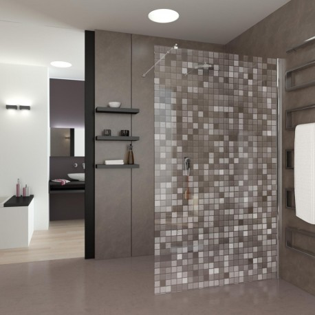 Walk-In Shower Mosaik