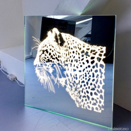 PanLed Illuminated Leopard