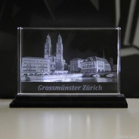 Fraumünster Zurich 90x60x60